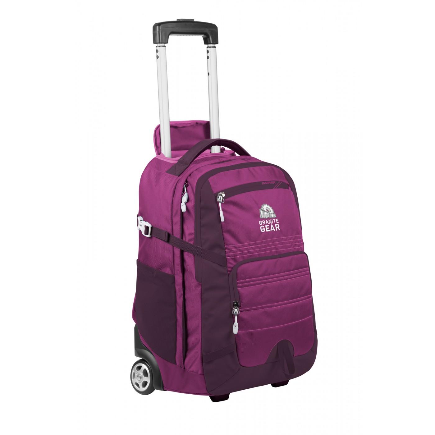 Haulsted | Rolling Backpacks | Granite Gear