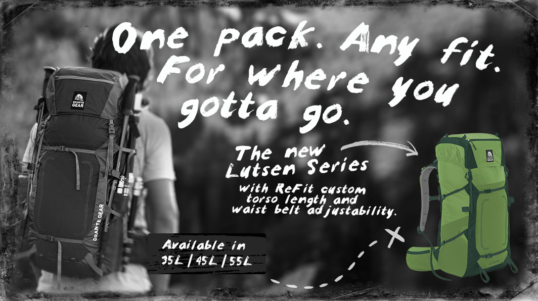 Check out our new Lutsen Series Multi-Day Packs!