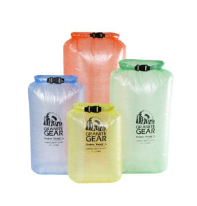 Uberlight Drysack Granite Gear  Waterproof Packing System